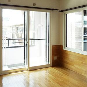 2階、南西側居室