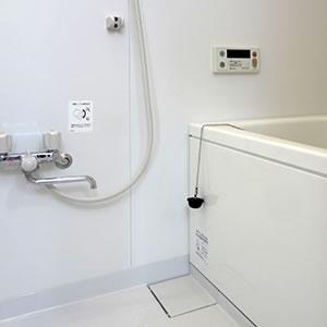 浴室は追い炊き機能付きです
