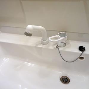 シャンプードレッサー付洗面台