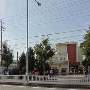名古屋市立広路小学校、徒歩3分です